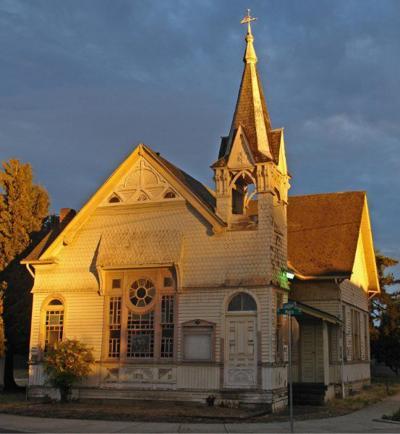 Cumberland Church STOCK PIX