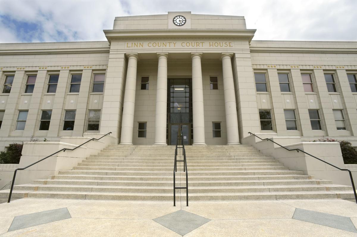 Linn County Courthouse (copy)