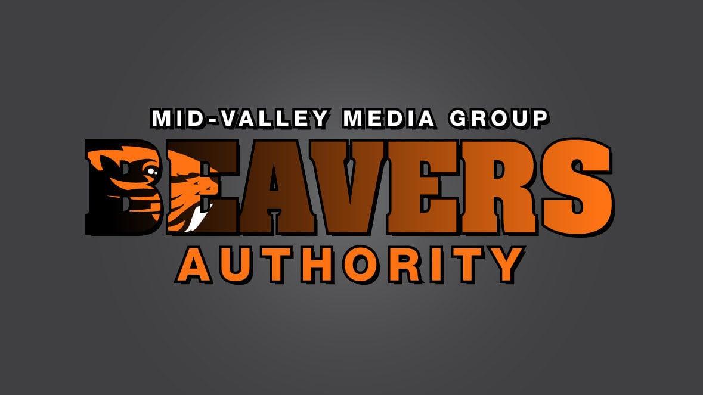 Beaver Sports Logo Dark Gray