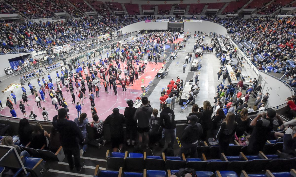 Gallery: State Wrestling 01