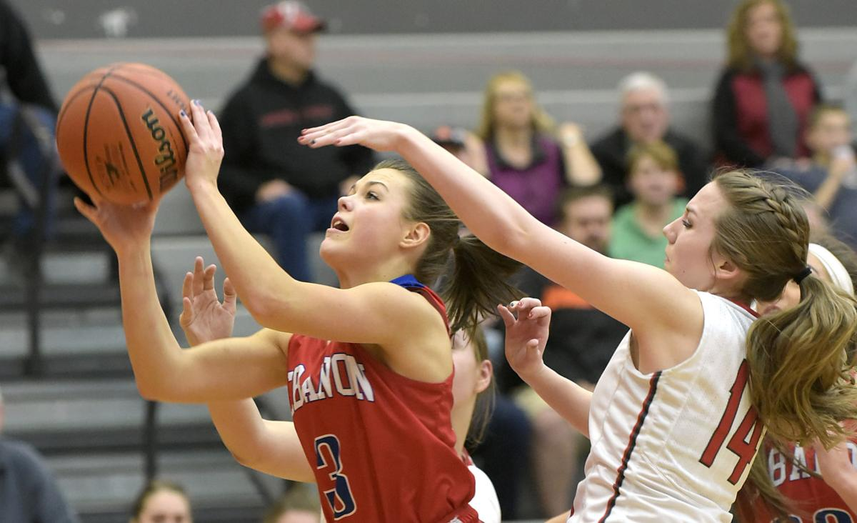 Prep girls basketball: Cox building her own reputation