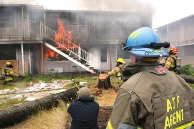 Arson investigators get training | Government and Politics