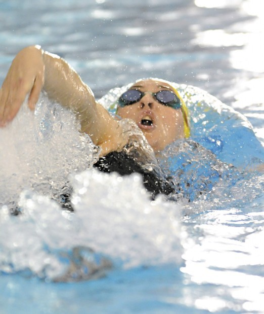 Prep swimming: Summit ends Crescent Valley's streak of state titles at five