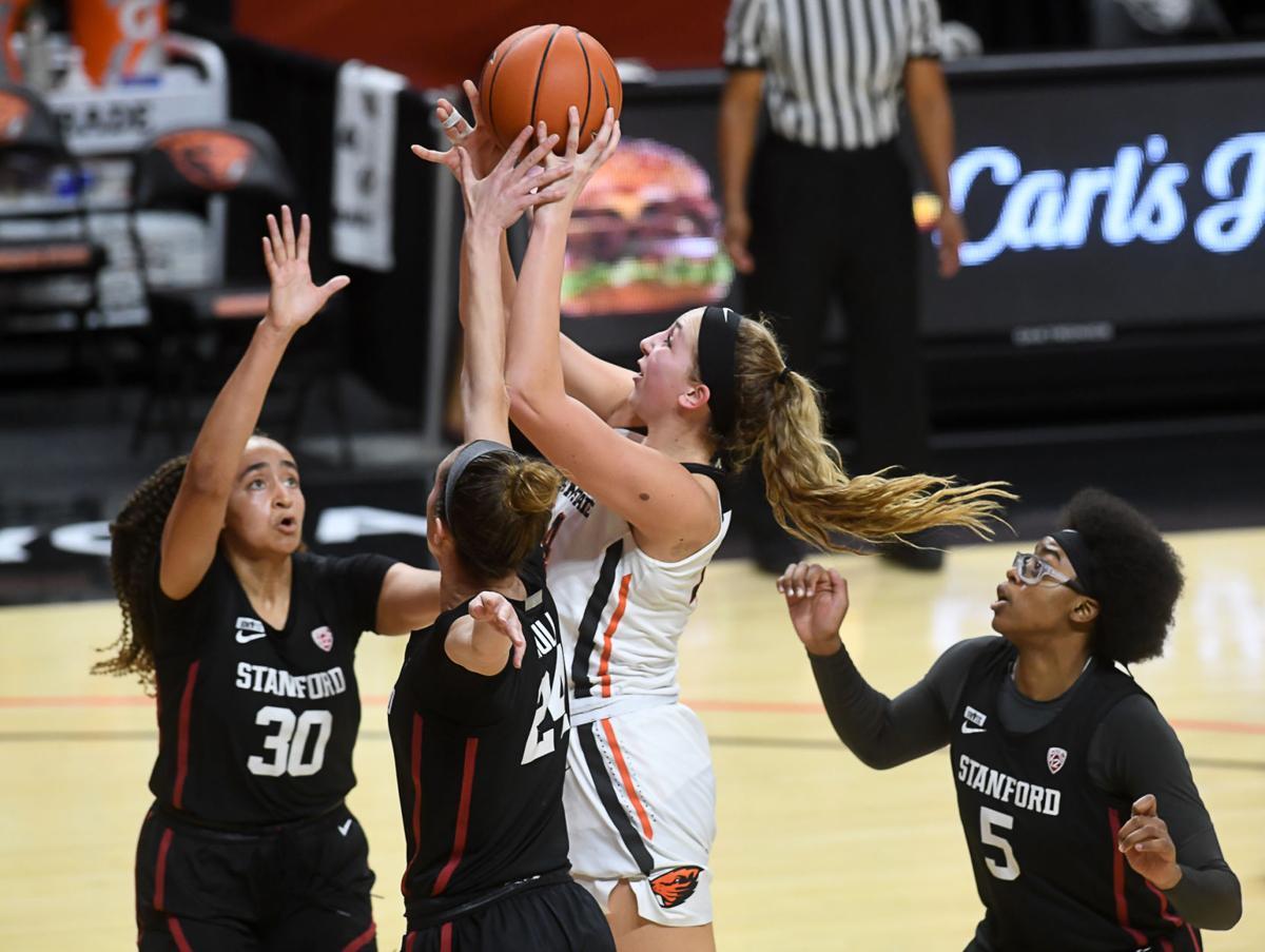 Taylor Jones vs. Stanford 2