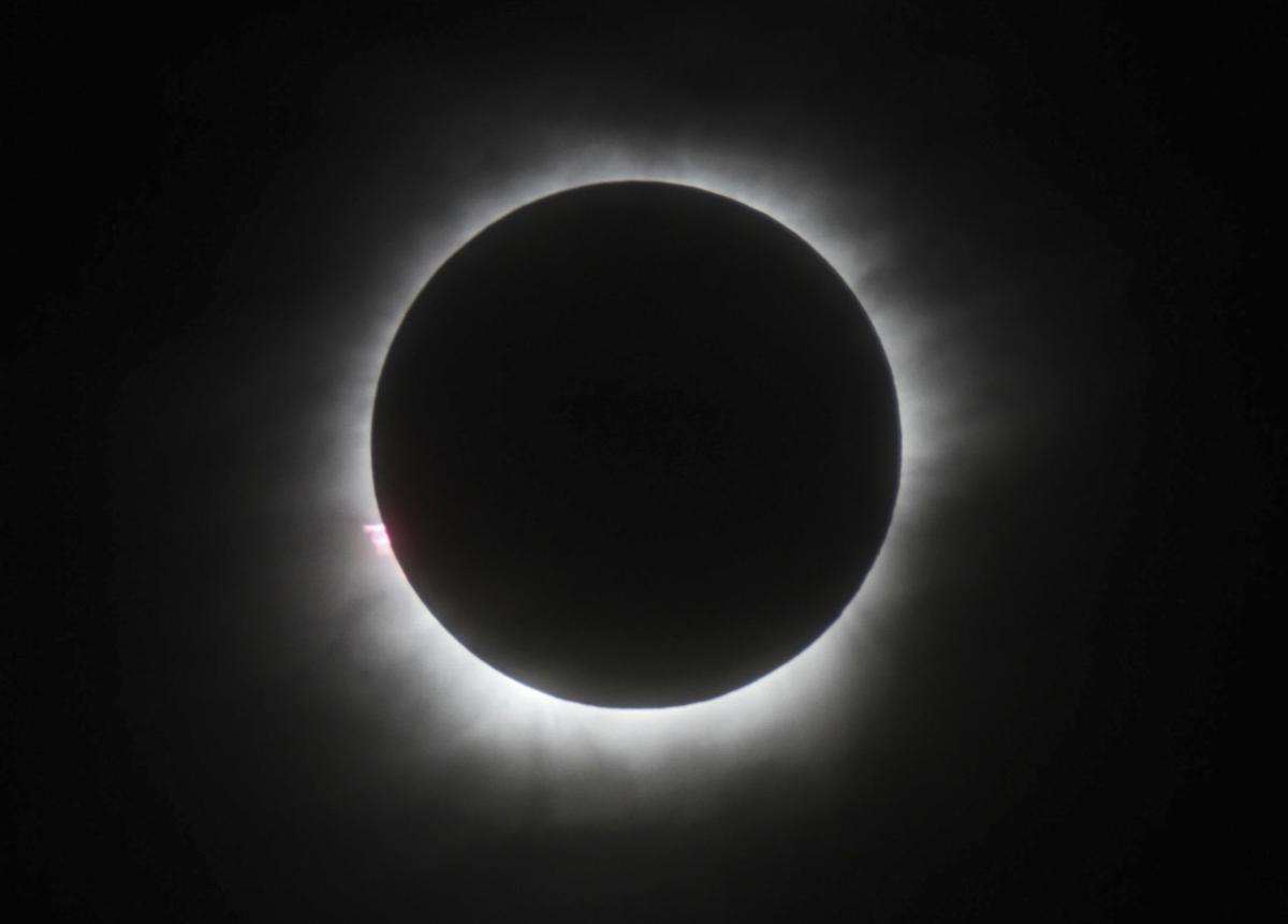Wyoming Tourism Eclipse