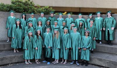 Albany Options School graduates record number