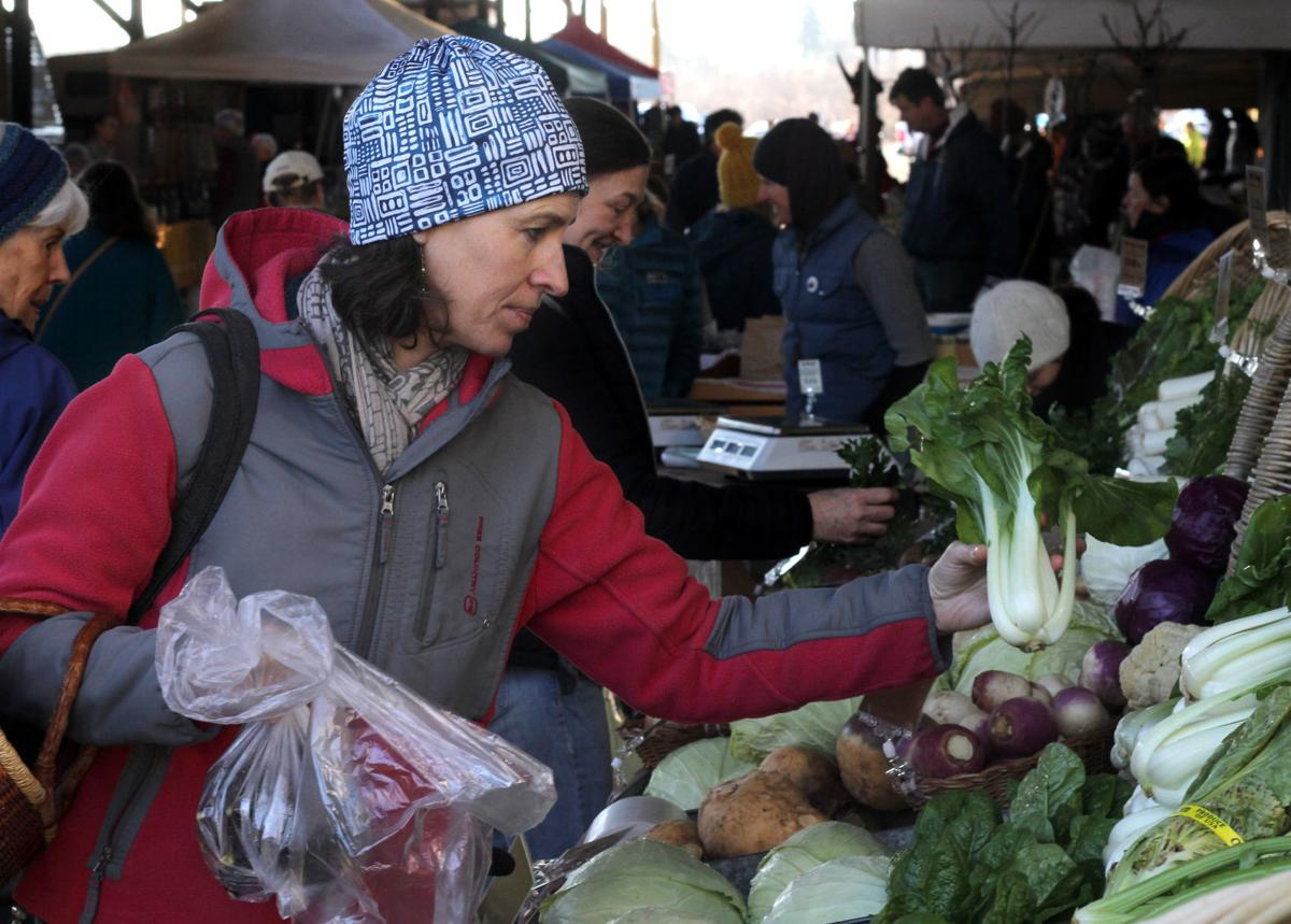 Corvallis Winter Market