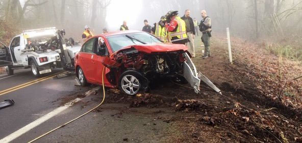 Albany Man Dies In Monday Morning Accident News Democratherald Com