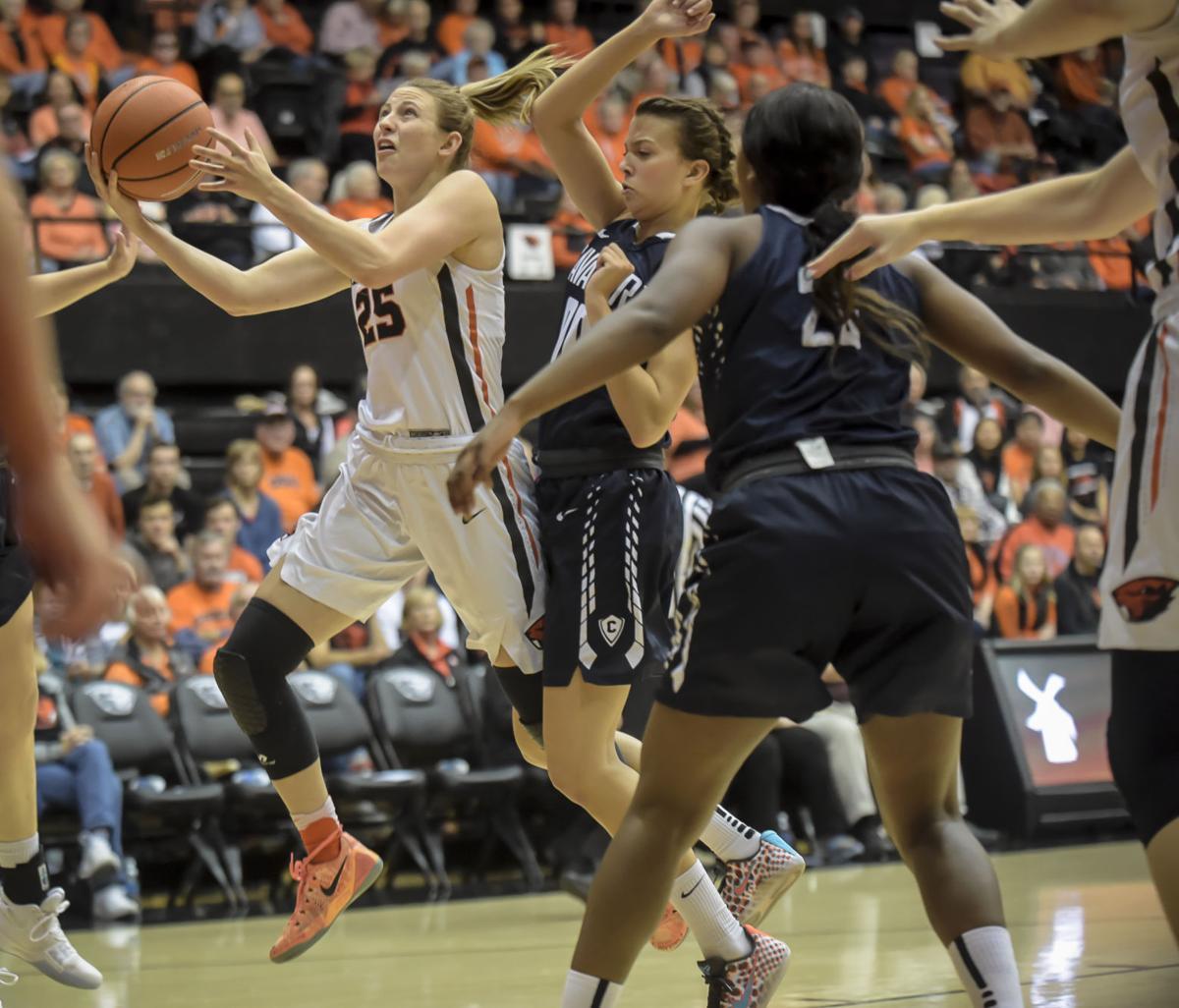 Gallery: OSU vs Concordia basketball 04