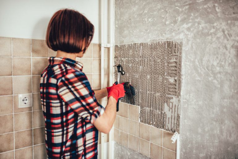 Take the right approach to DIY home projects by tailoring the size, type and cost to fit current circumstances.
