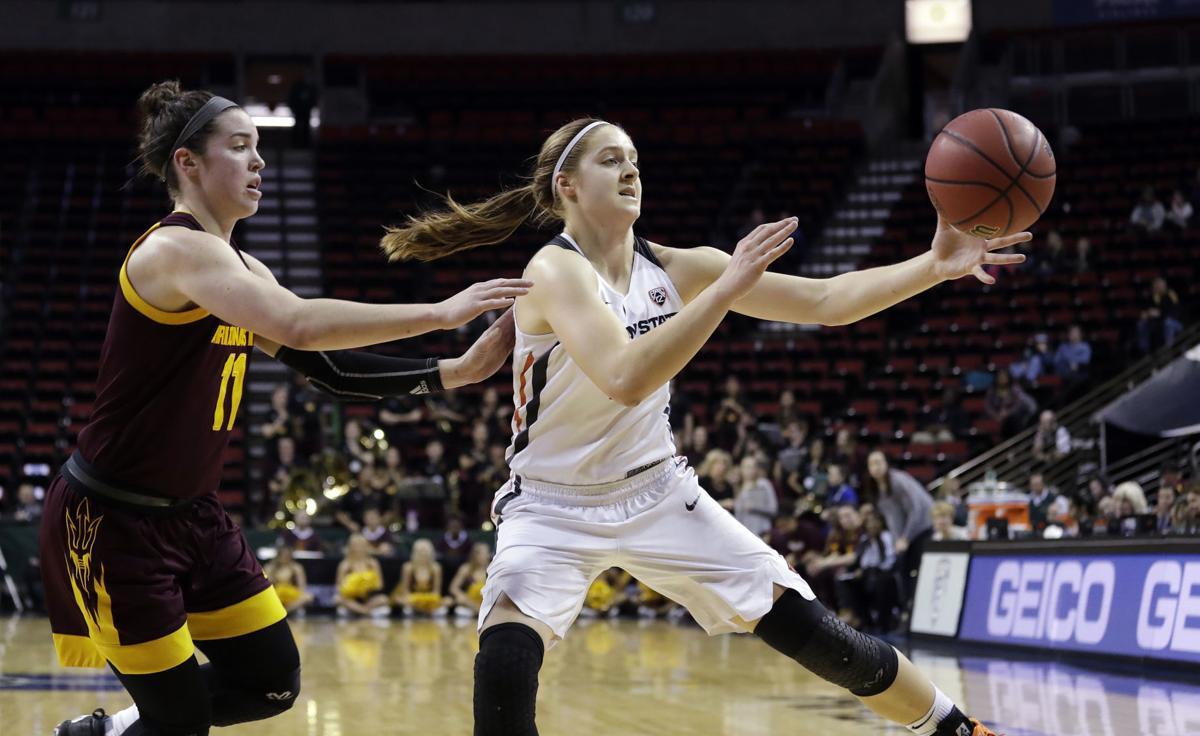 P12 Arizona St Oregon St Basketball