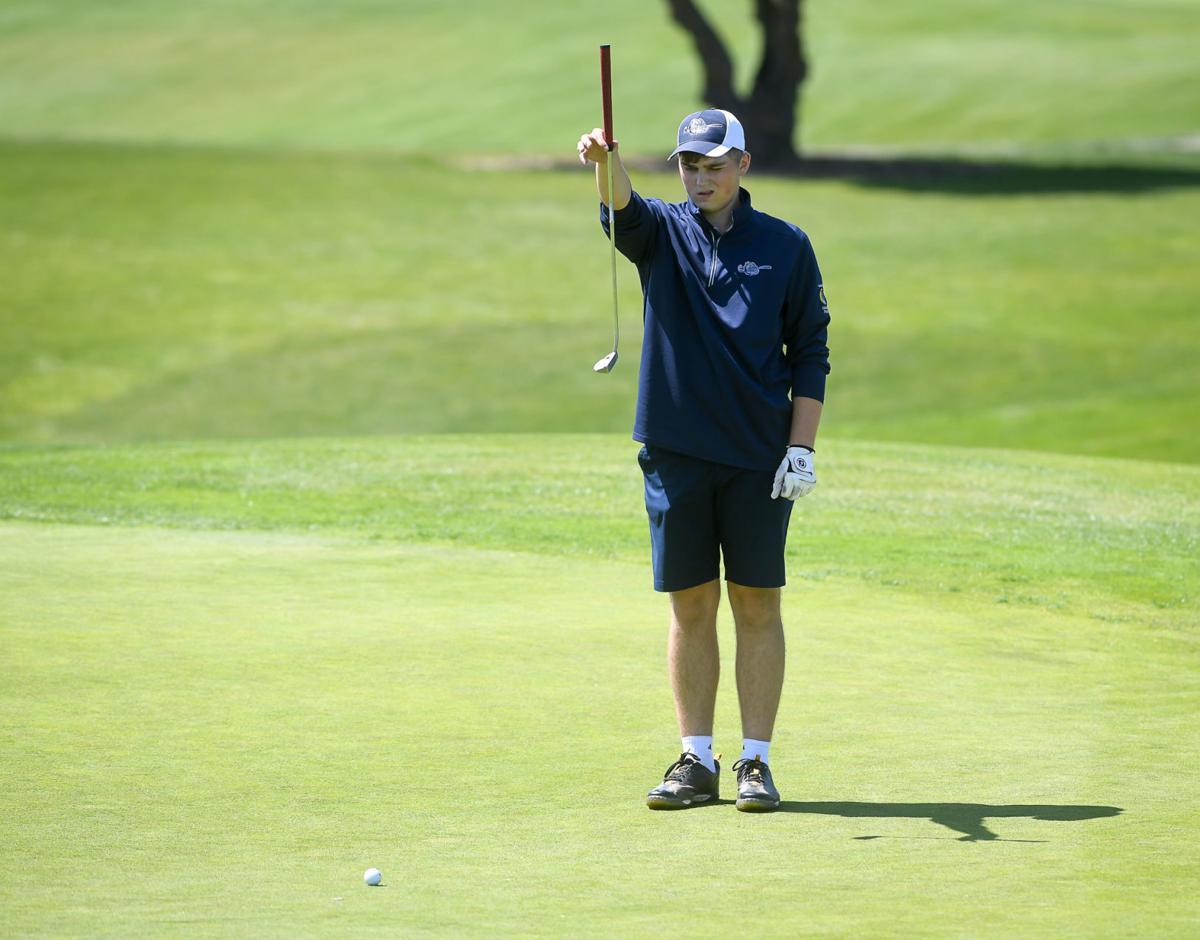 MWC boys golf Liles 2