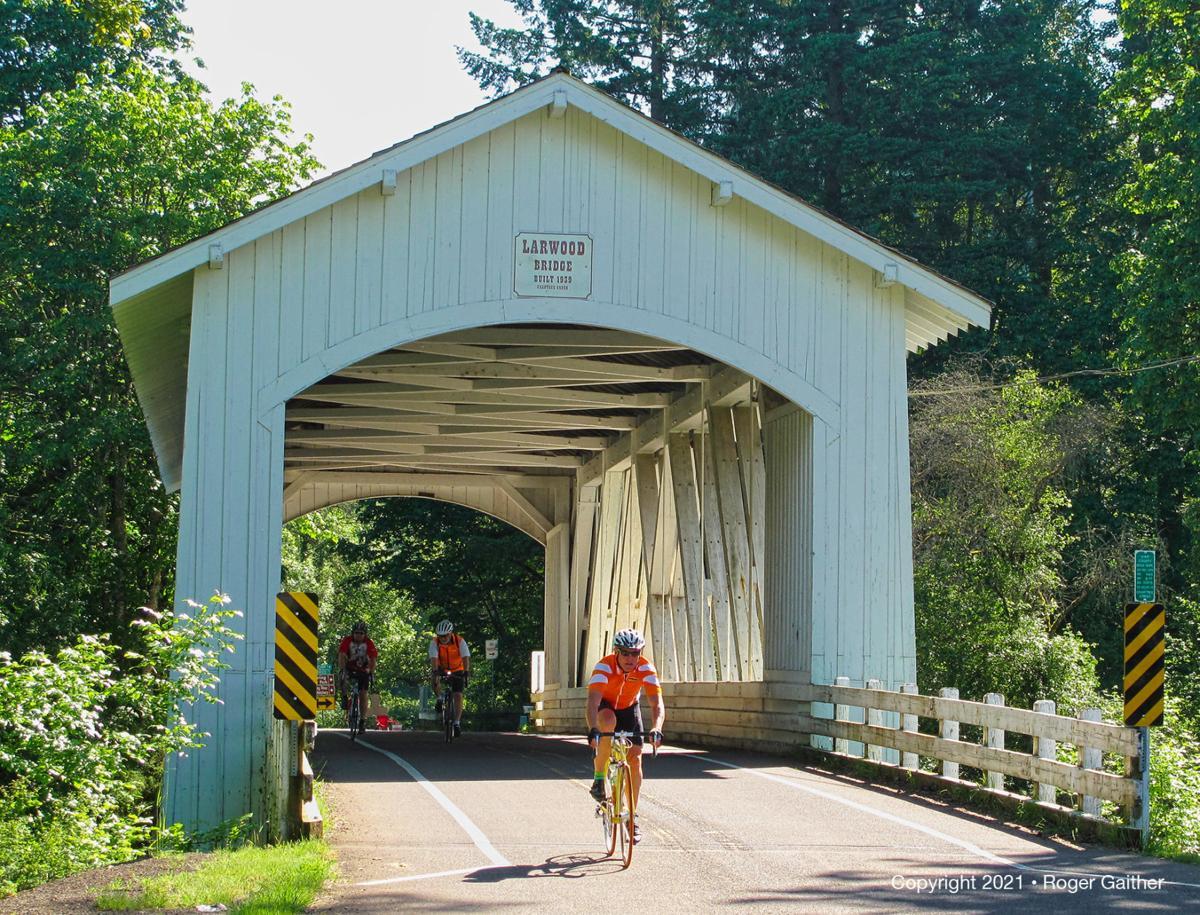 Larwood Bridge