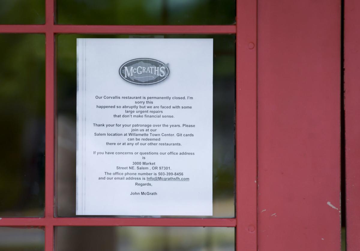McGrath's Fish House Closed 02