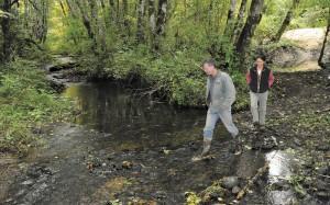 Shotpouch Creek