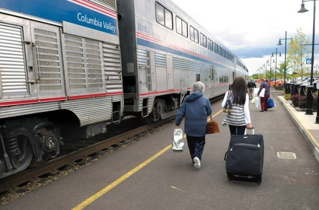 Group seeks Coast Starlight improvements