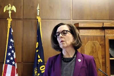 Kate brown stock