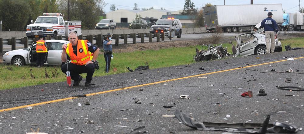 Victim identified in I-5 crash | Local | democratherald com