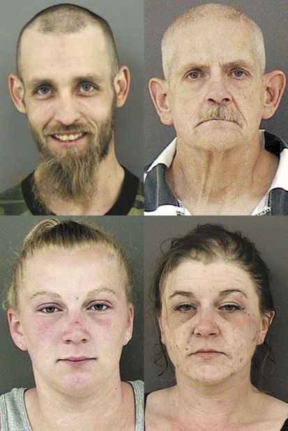Kidnapping suspects