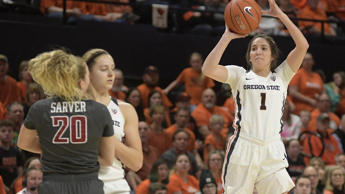 OSU women's basketball: Goodman says it was 'just my time' to leave Oregon State