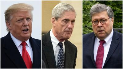 Trump, Mueller and Barr