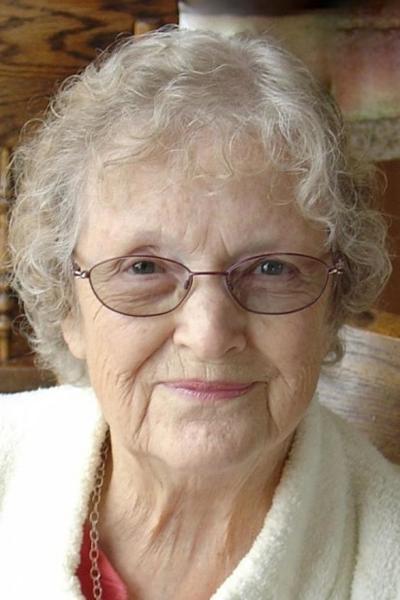 Thelma Marie Garrett