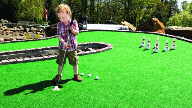 Mini golf coming to Albany