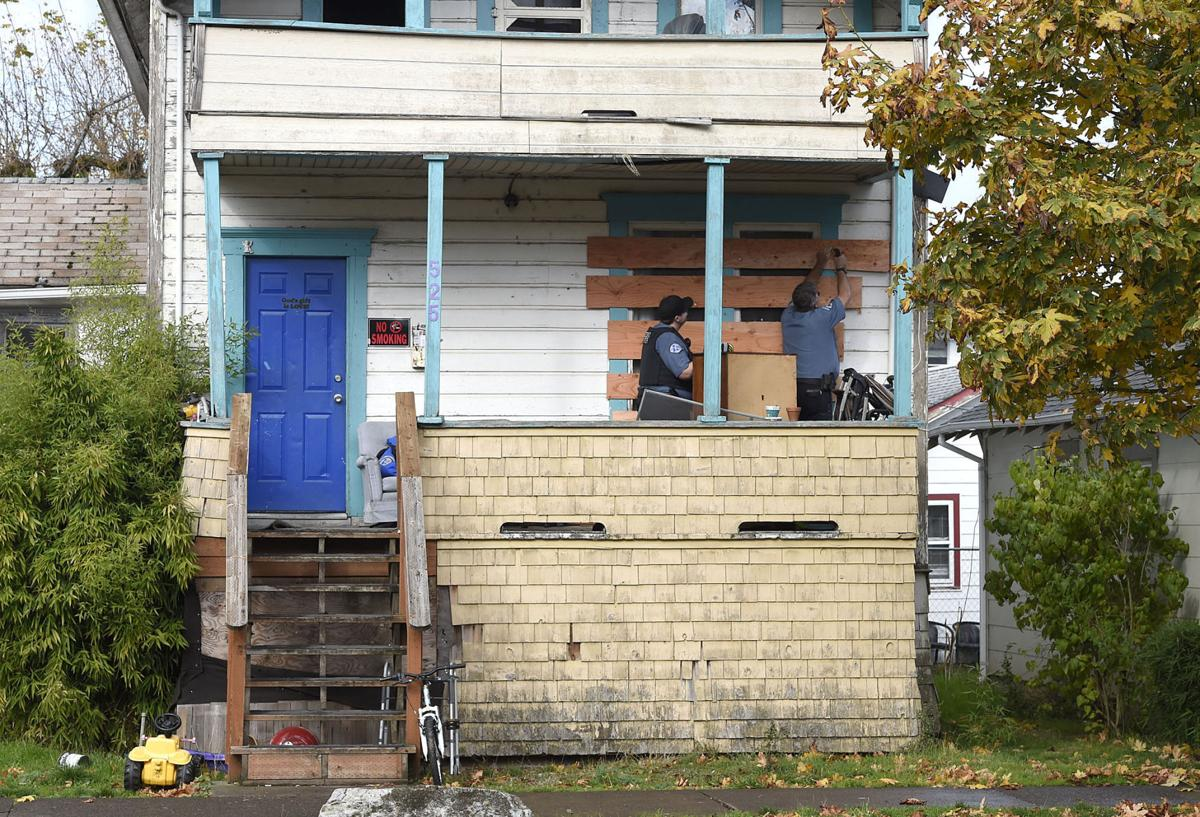 Gallery city clears transition homes local for Transition windows for homes