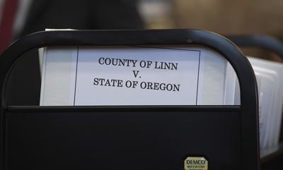 Stock Pix: State vs Linn County02
