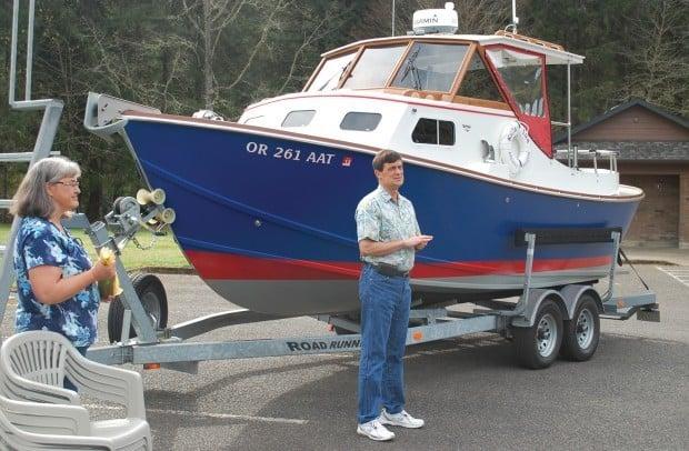 A boat built from scratch | Local | democratherald com
