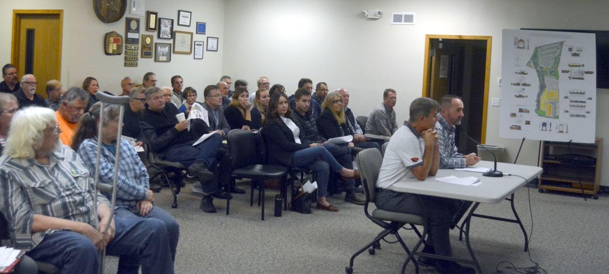 Philomath City Council's Lepman Development Public Hearing