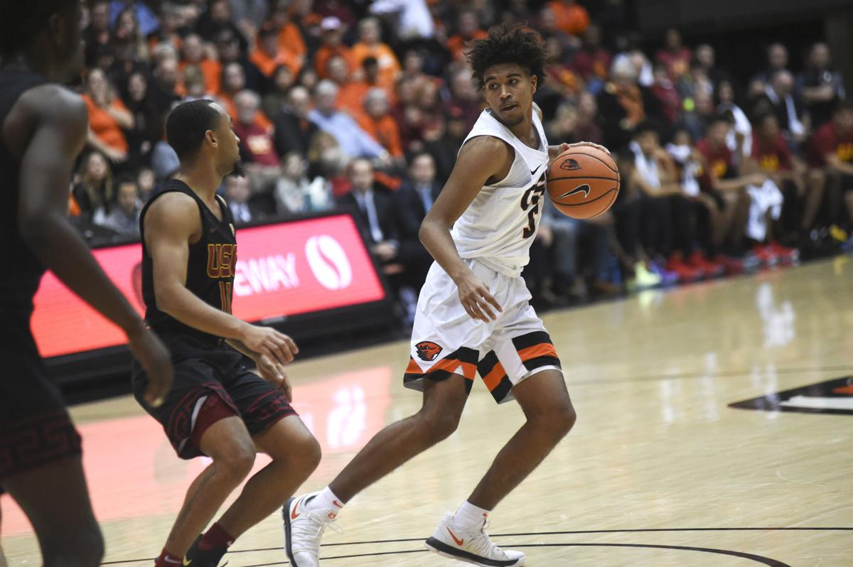 Oregon State vs. USC Men's Basketball