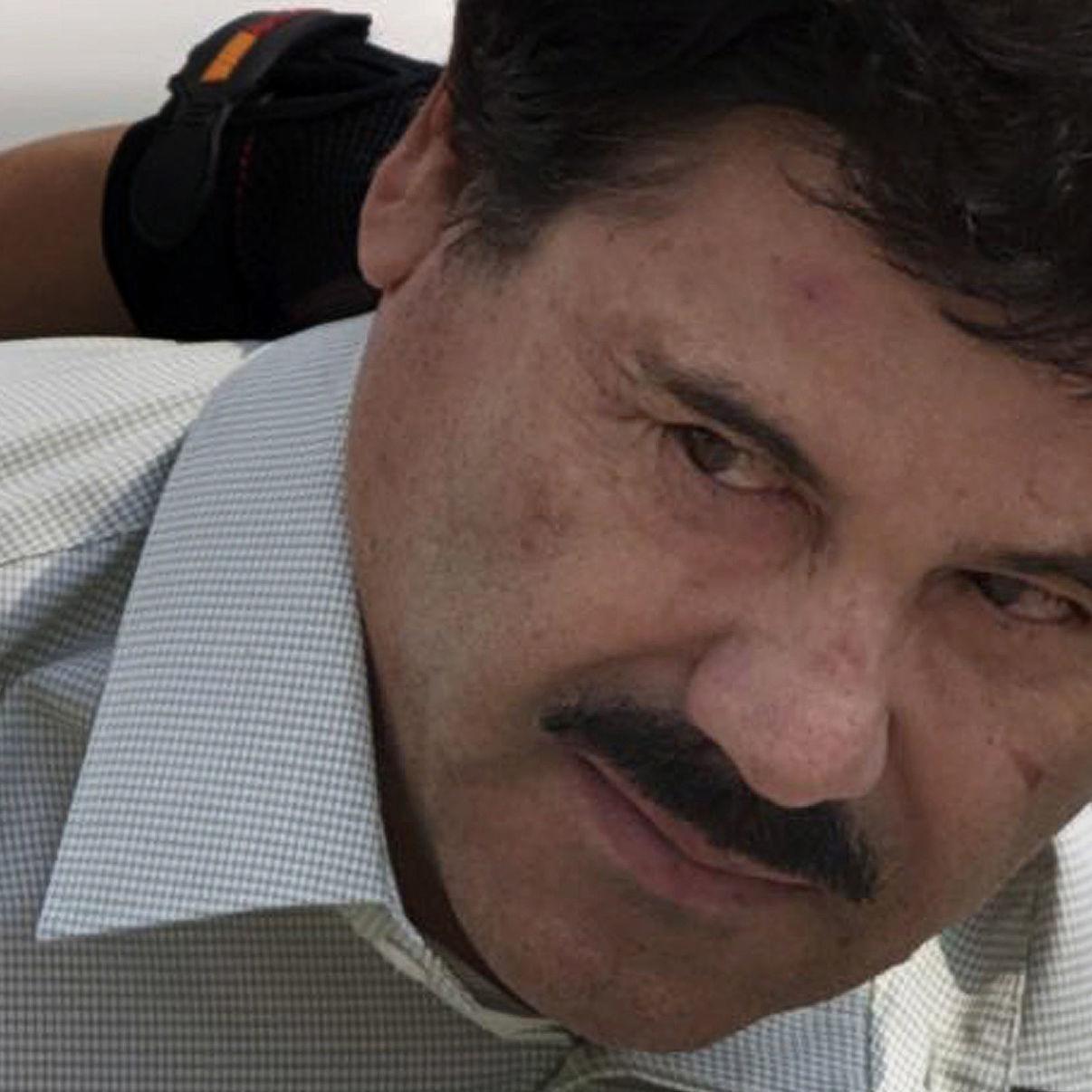 Mexican drug kingpin Joaquin 'El Chapo' Guzman sentenced to