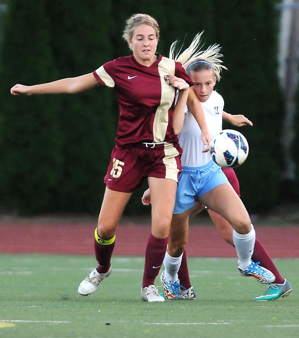 CV-CHS girls soccer