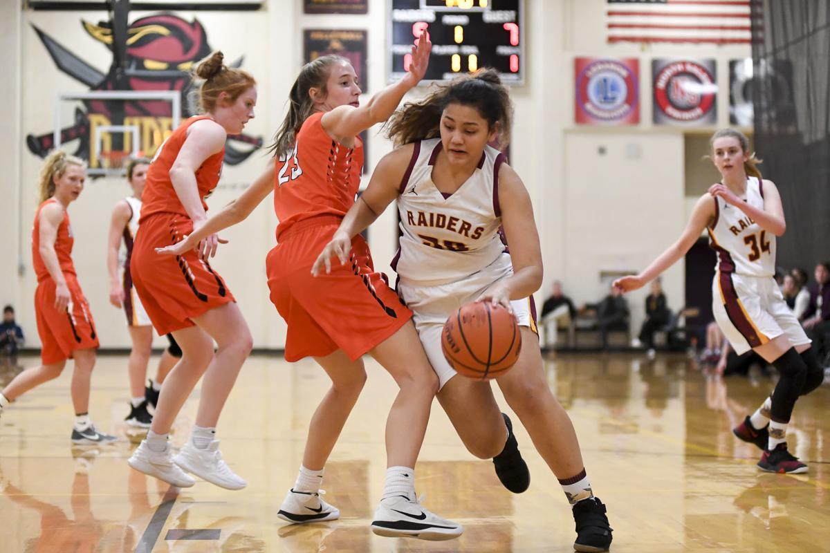 Crescent Valley girls basketball