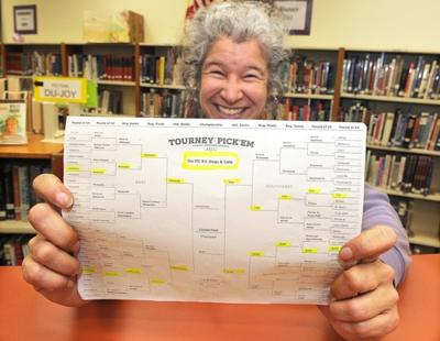 Check it out: Librarian picks Final Four