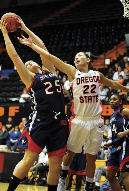 OSU women's basketball: Sage Indendi