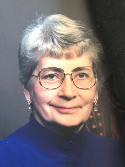 Mary Jane Breneman Eby