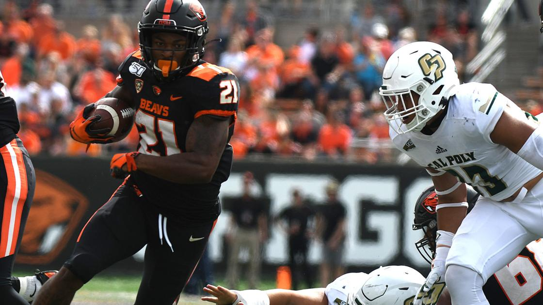OSU football: Running game does its part in dismantling of Mustangs