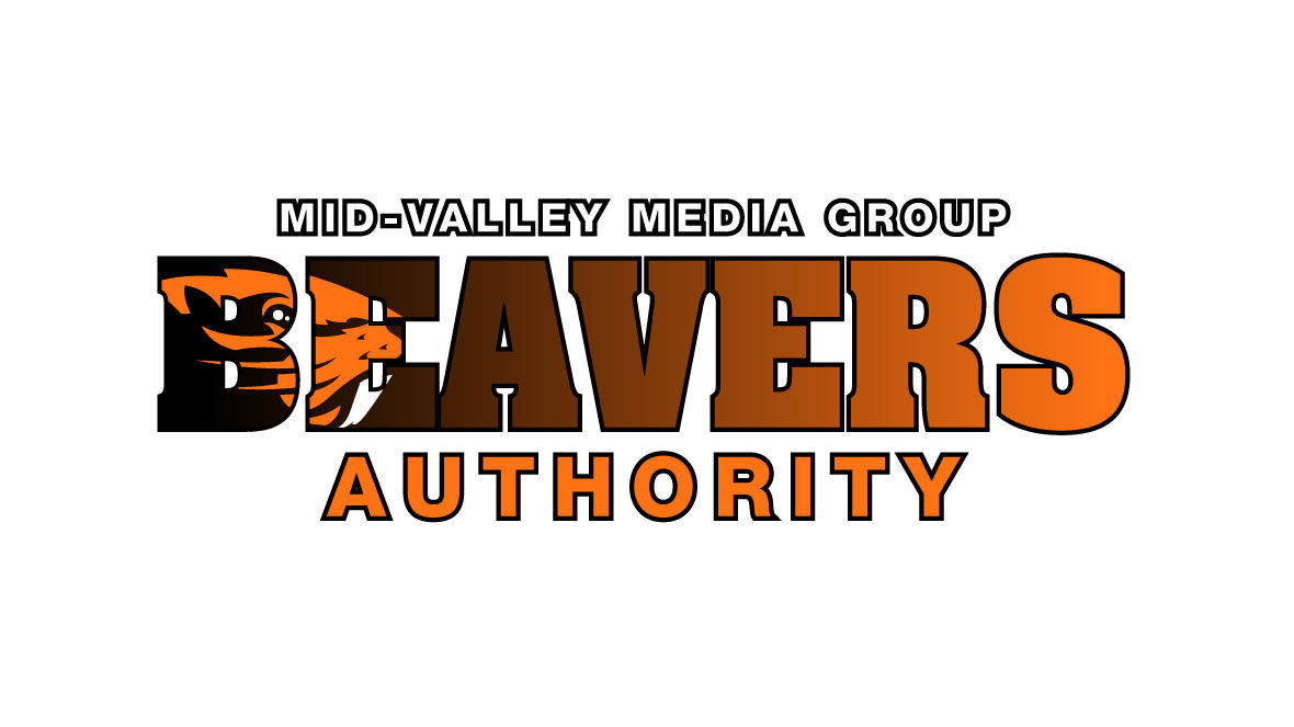 Beavers Sports Logo White
