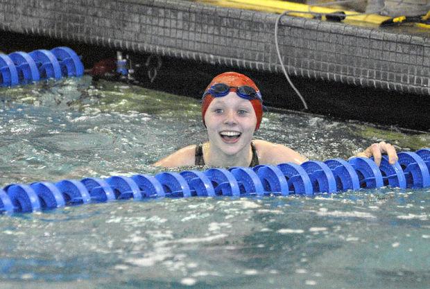 Prep swimming: Maddy Kelly