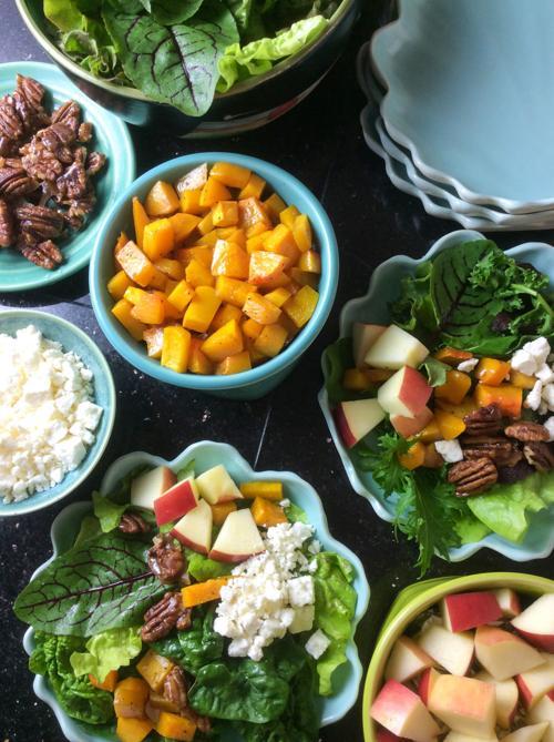 Thanksgiving salads that sing