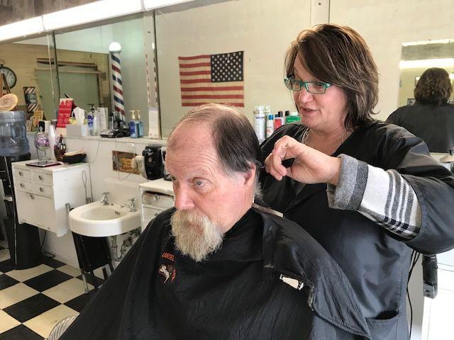 Personal Barber 1