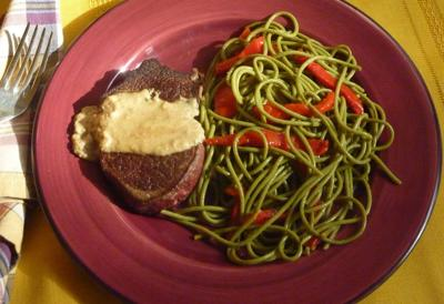 Beef Tenderloin Gorgonzola a flavorful treat