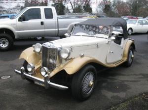 1951 GM Replica