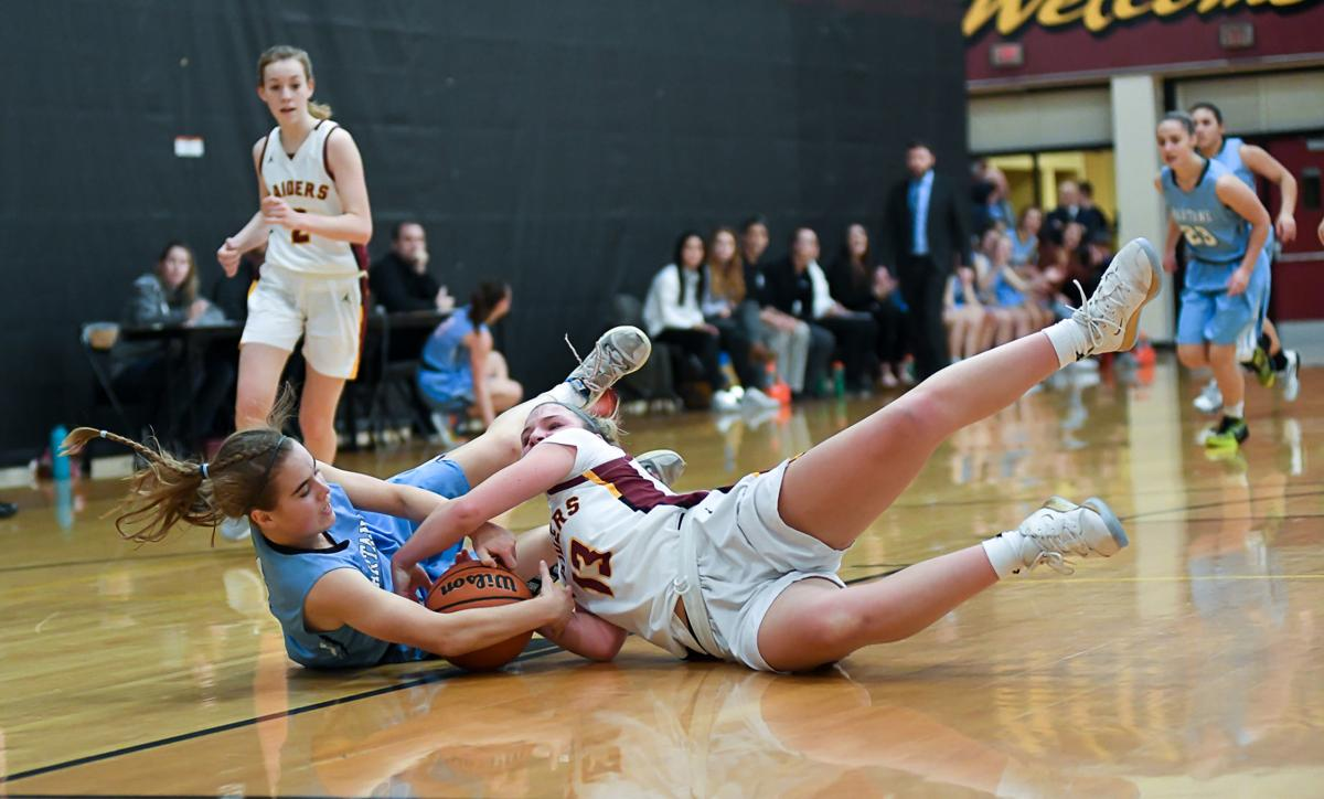 Corvallis vs Crescent Valley girls basketball 02
