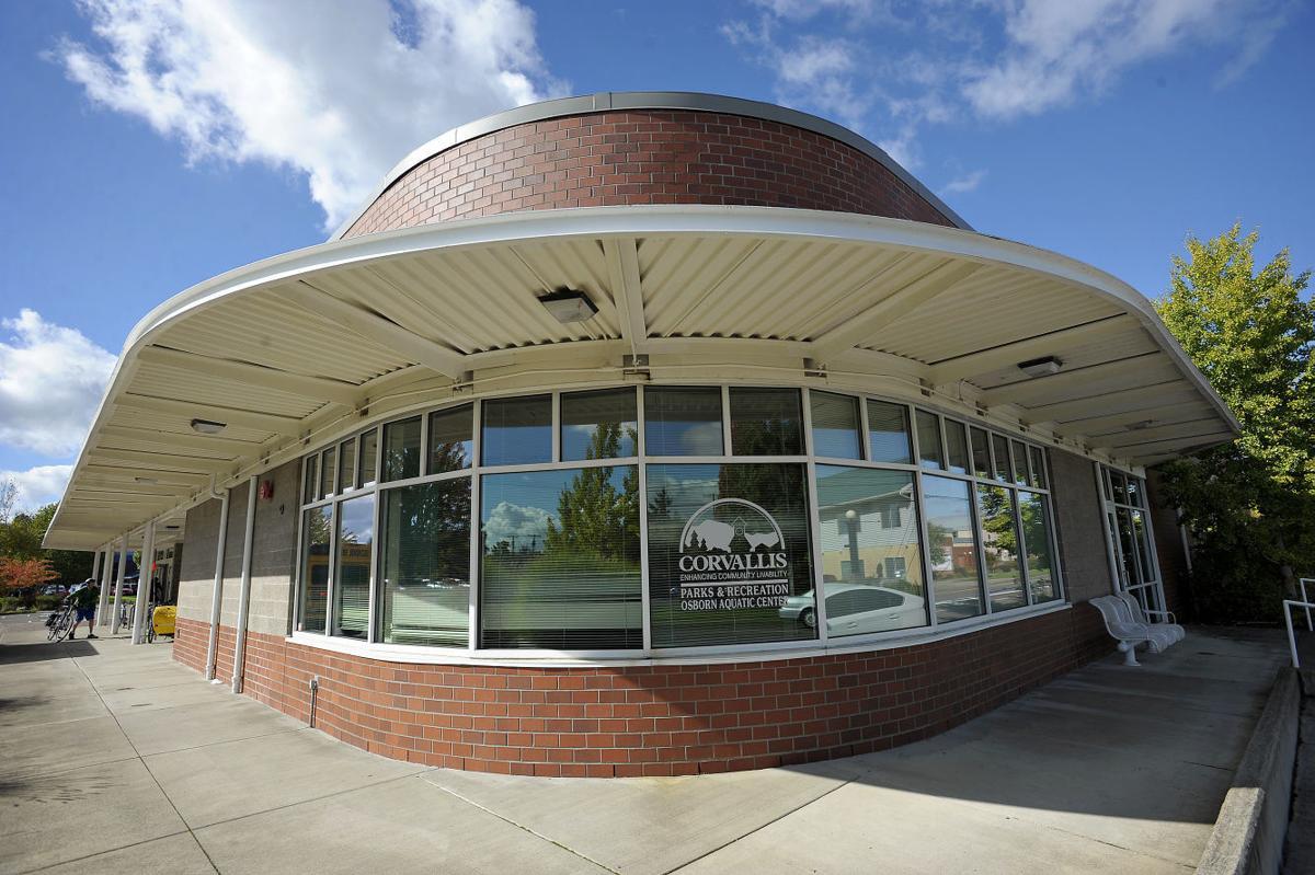 STOCK PIX Osborn Aquatic Center 09