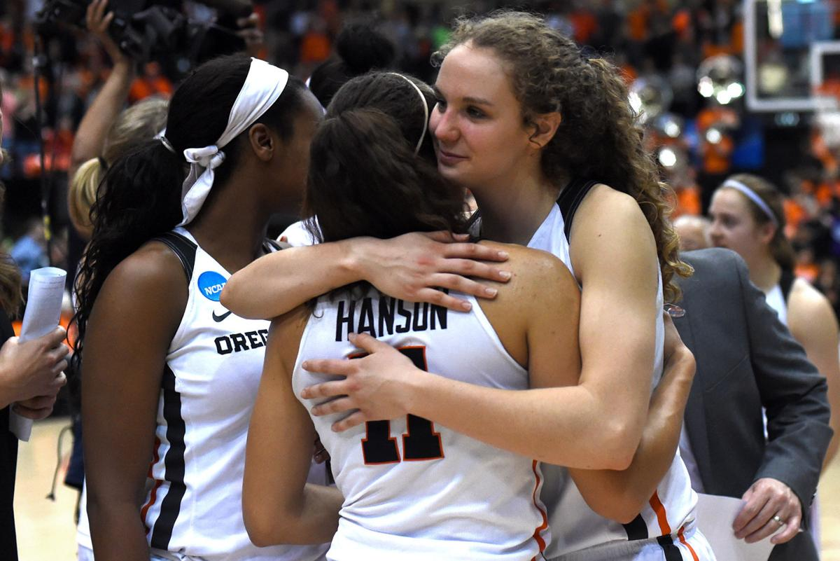 111dc1faf OSU women s basketball  Beavers escape with 56-55 win over Long Beach State
