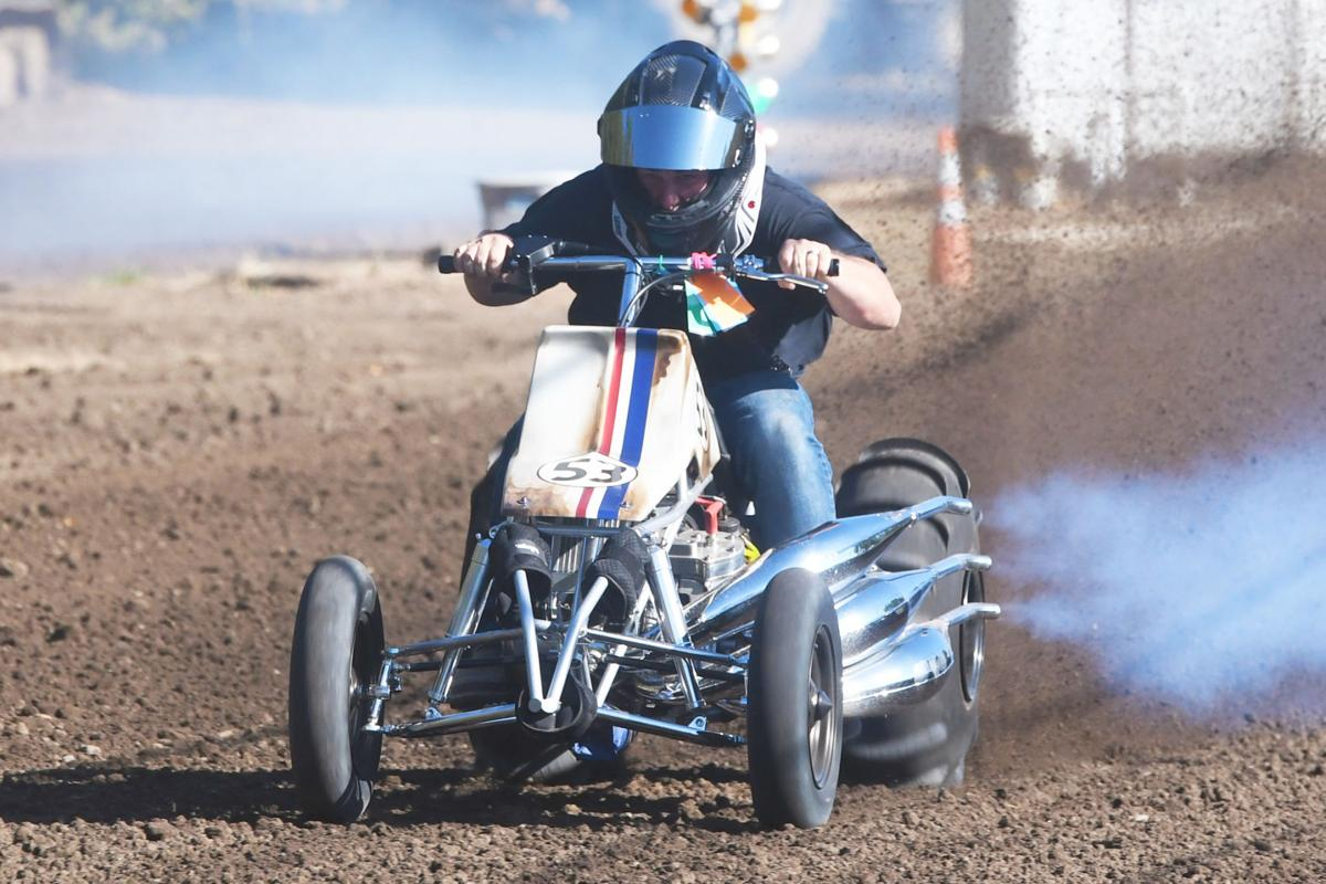 Pacific NW Shootout at the Albany Motorsports Track