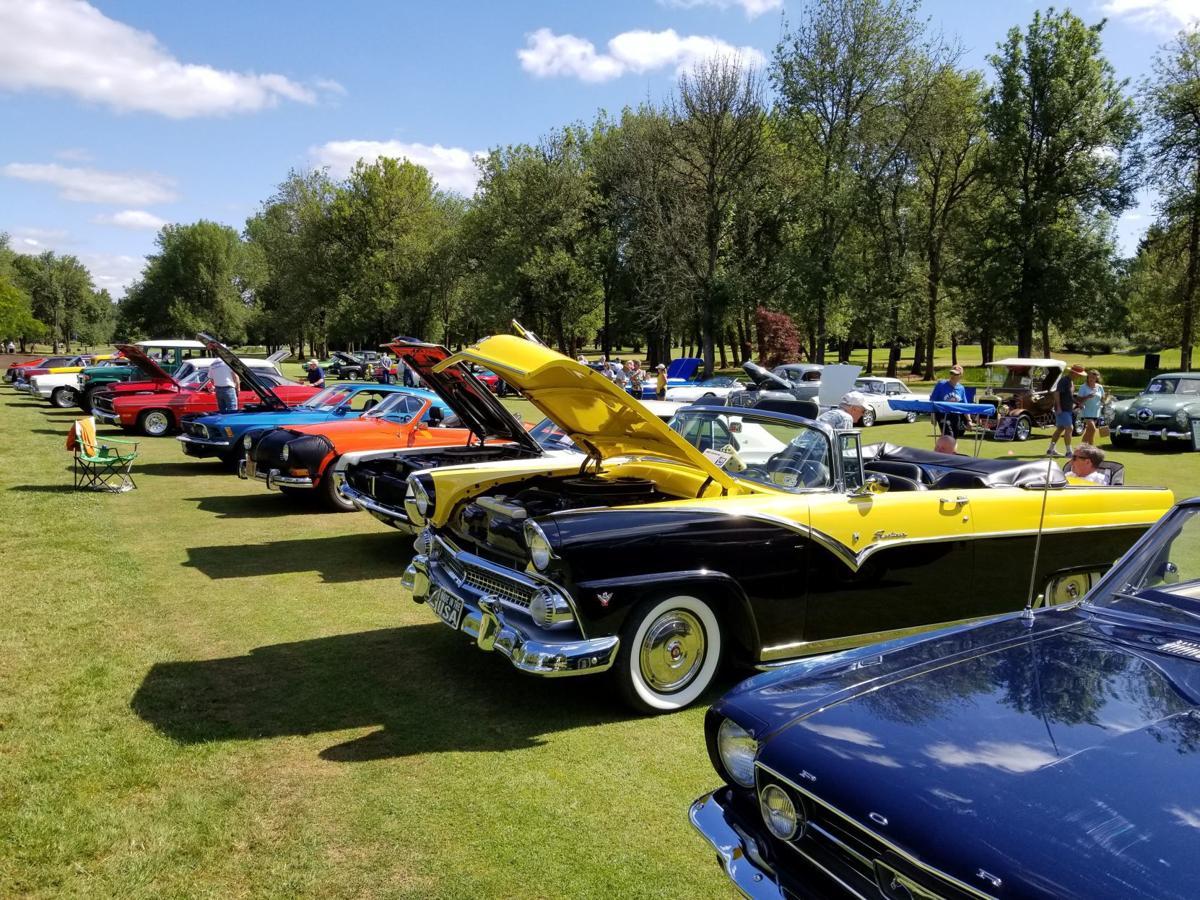 Car Show Near Albany